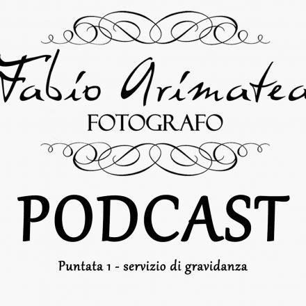 Fabio Arimatea Podcast – Servizio fotografico di gravidanza